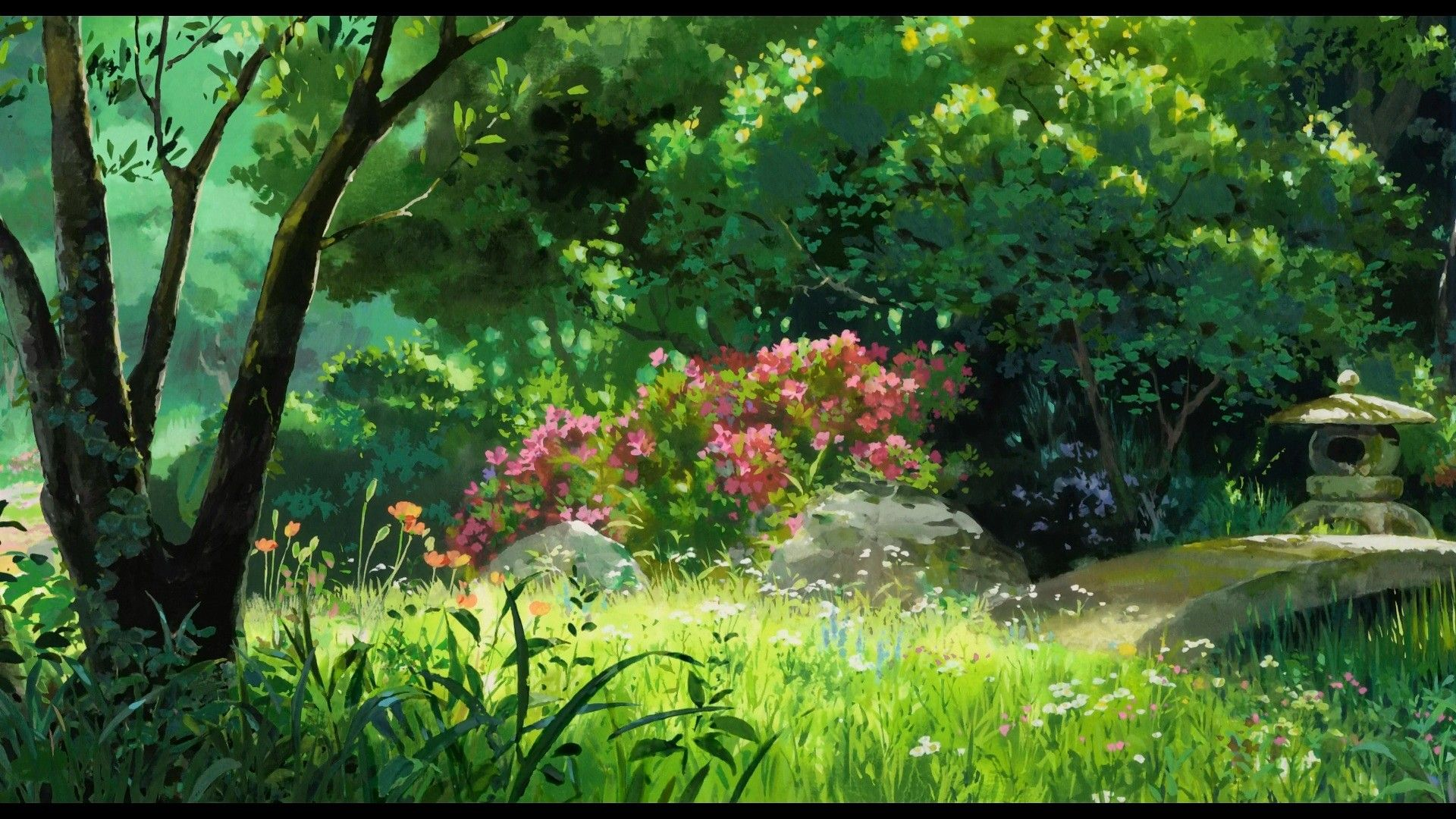 Pin By Nicole Sundermann On Ghibli Studio Ghibli Background Ghibli Art Anime Scenery