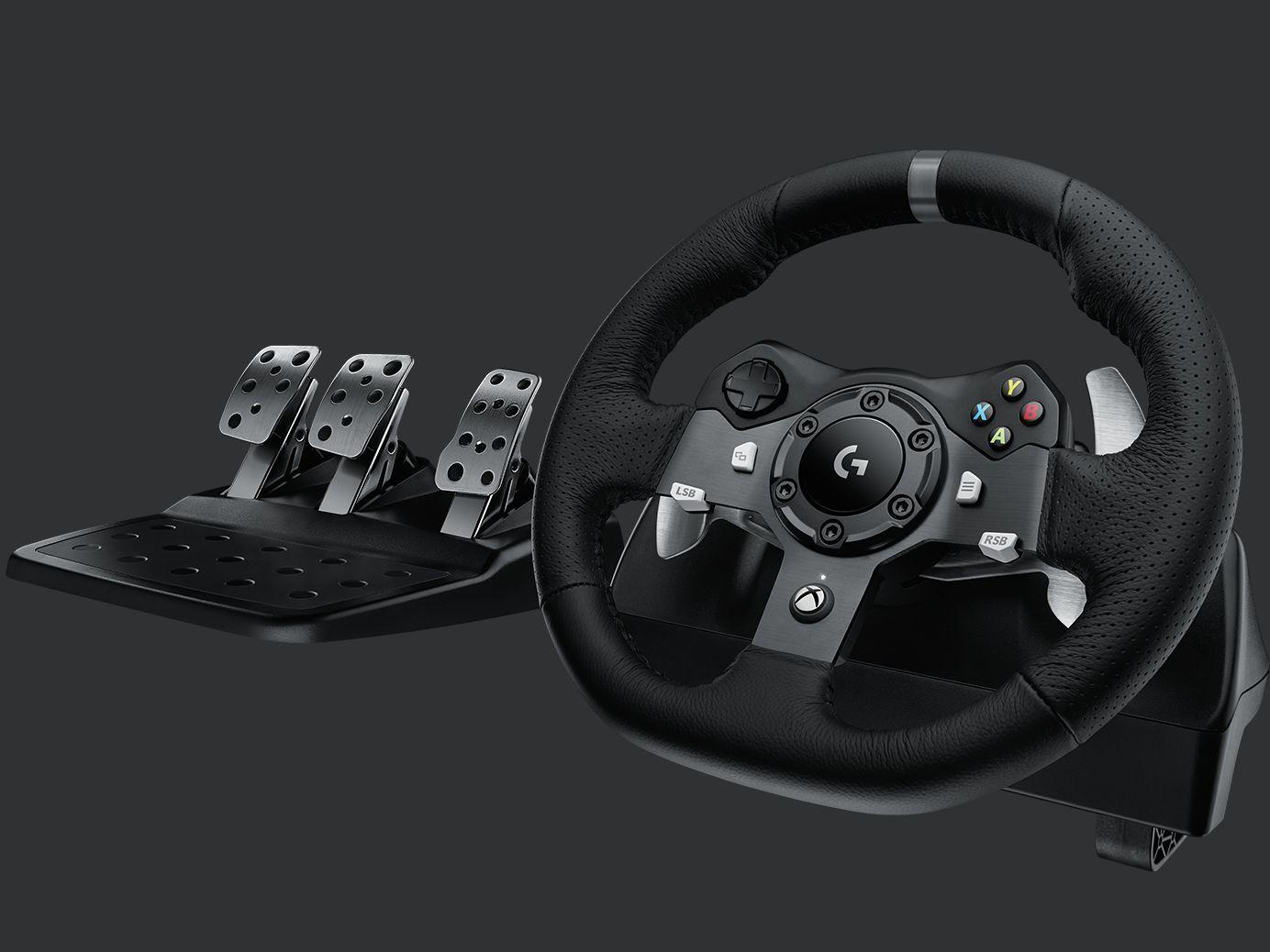 Logitech G920 G29 Driving Force Steering Wheels Pedals Steering Wheel Driving Wheel