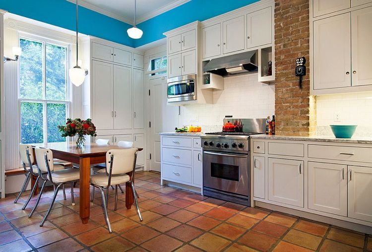 Colors That Go With Rust Kitchens