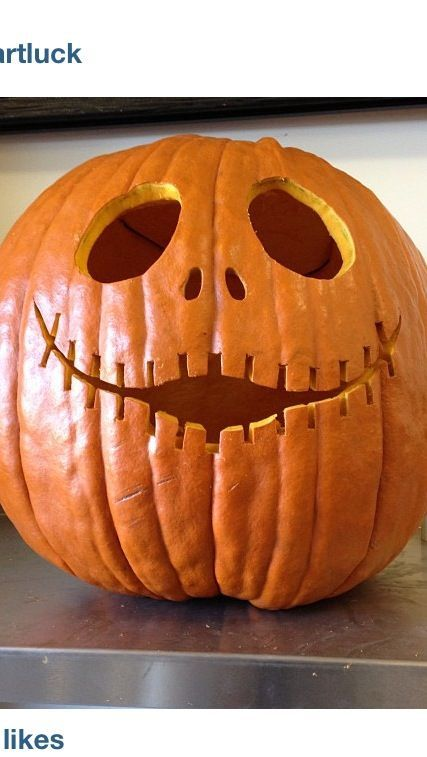 top-17-amazing-pumpkin-carving-design-easy-halloween-interior-decor-project (6) #pumkincarvingdesigns