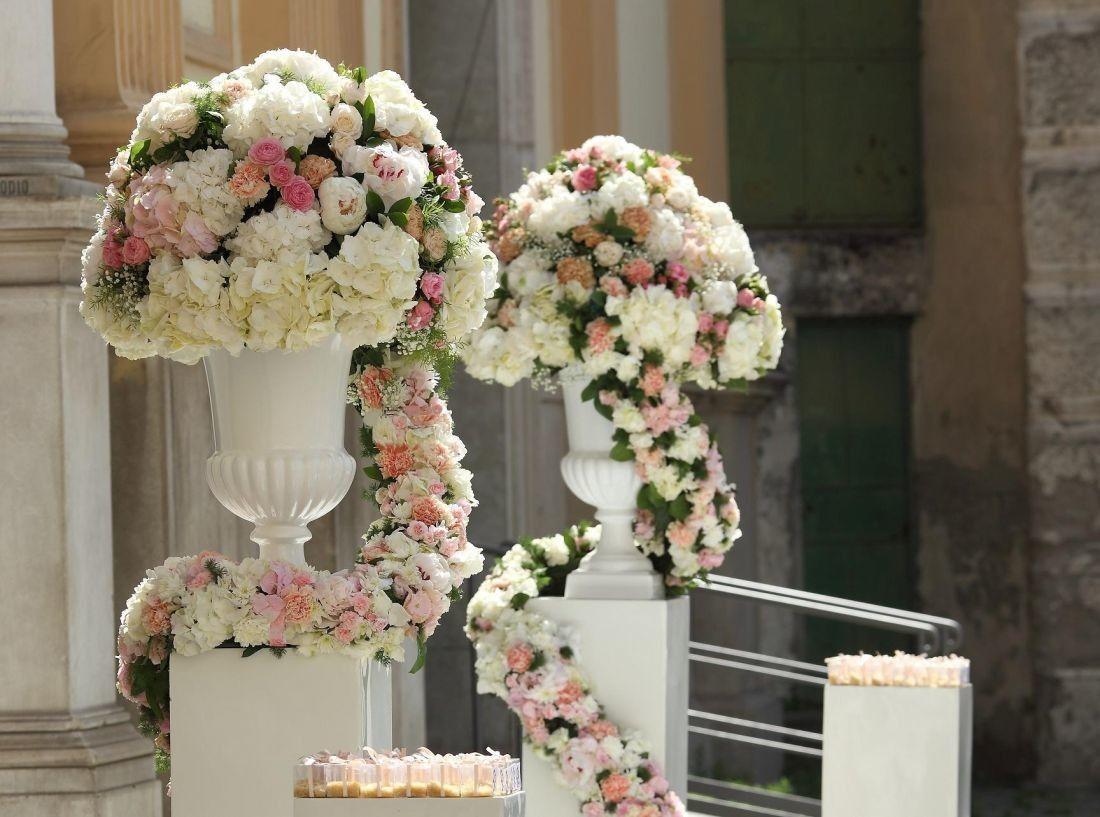L Asso Dei Fiori Addobbi Floreali Matrimonio Matrimonio Rosa Rossa Fiori Per Matrimoni