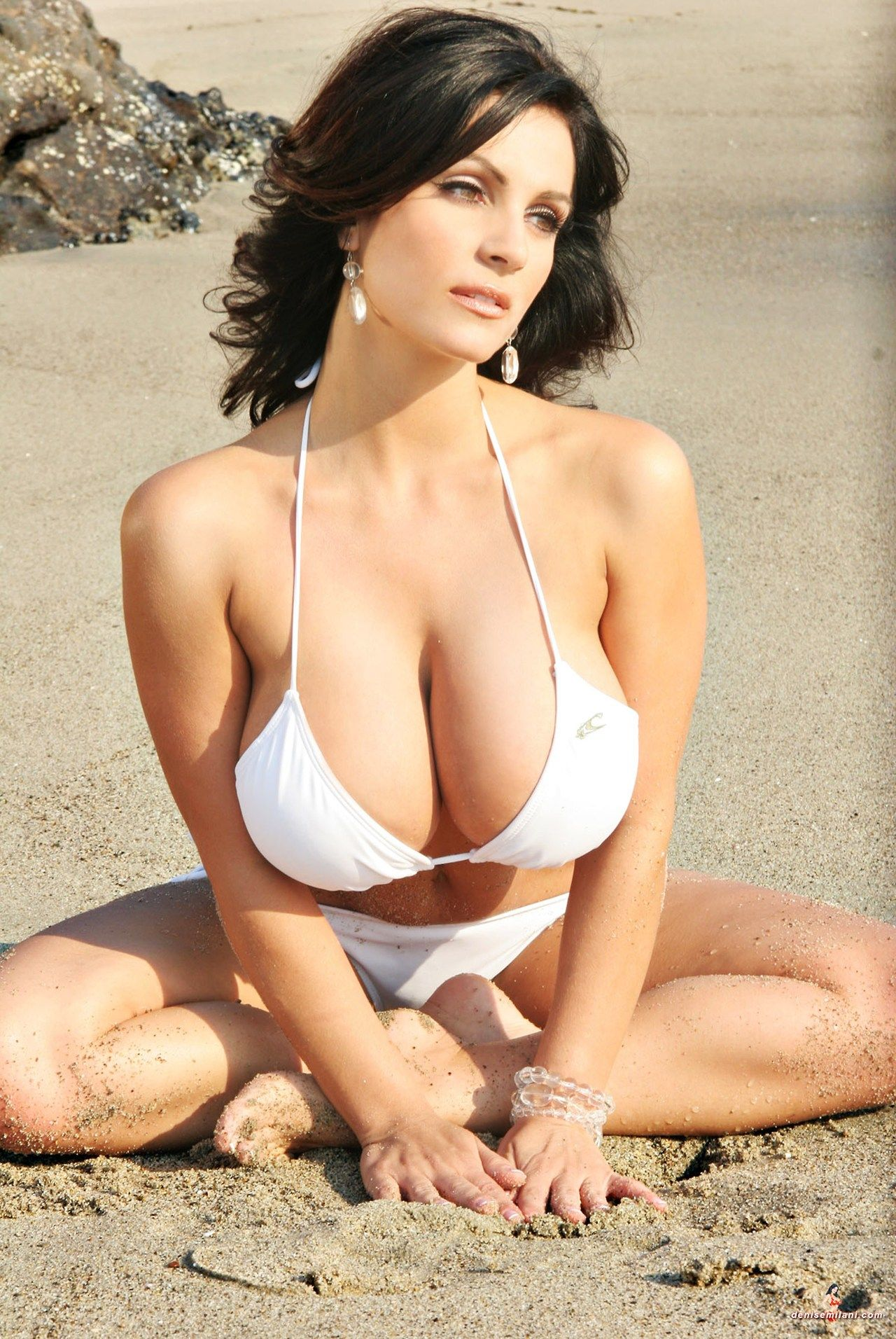 Pin On Denise Milani