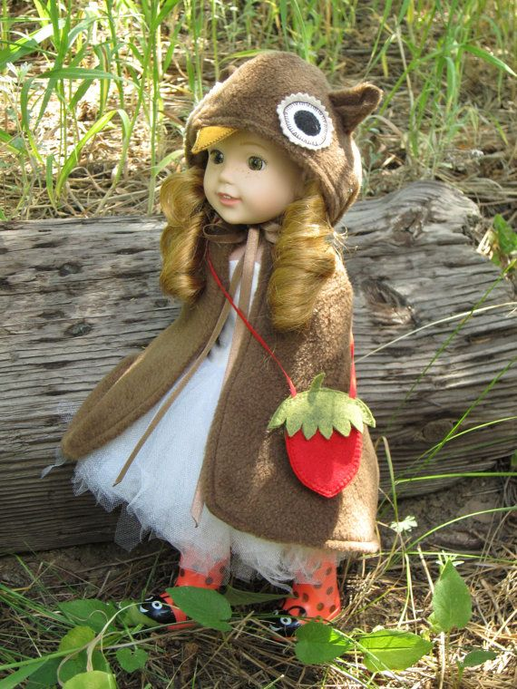 Wren*Feathers | Sewing and crafting for dolls…Visit me here too: www.etsy.com/shop/jenwrenne