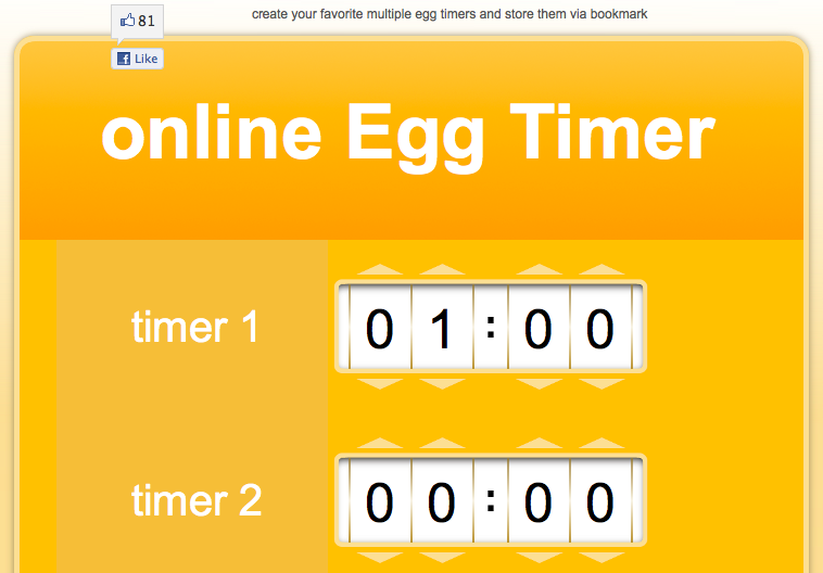 online egg timer three timers in one school pinterest