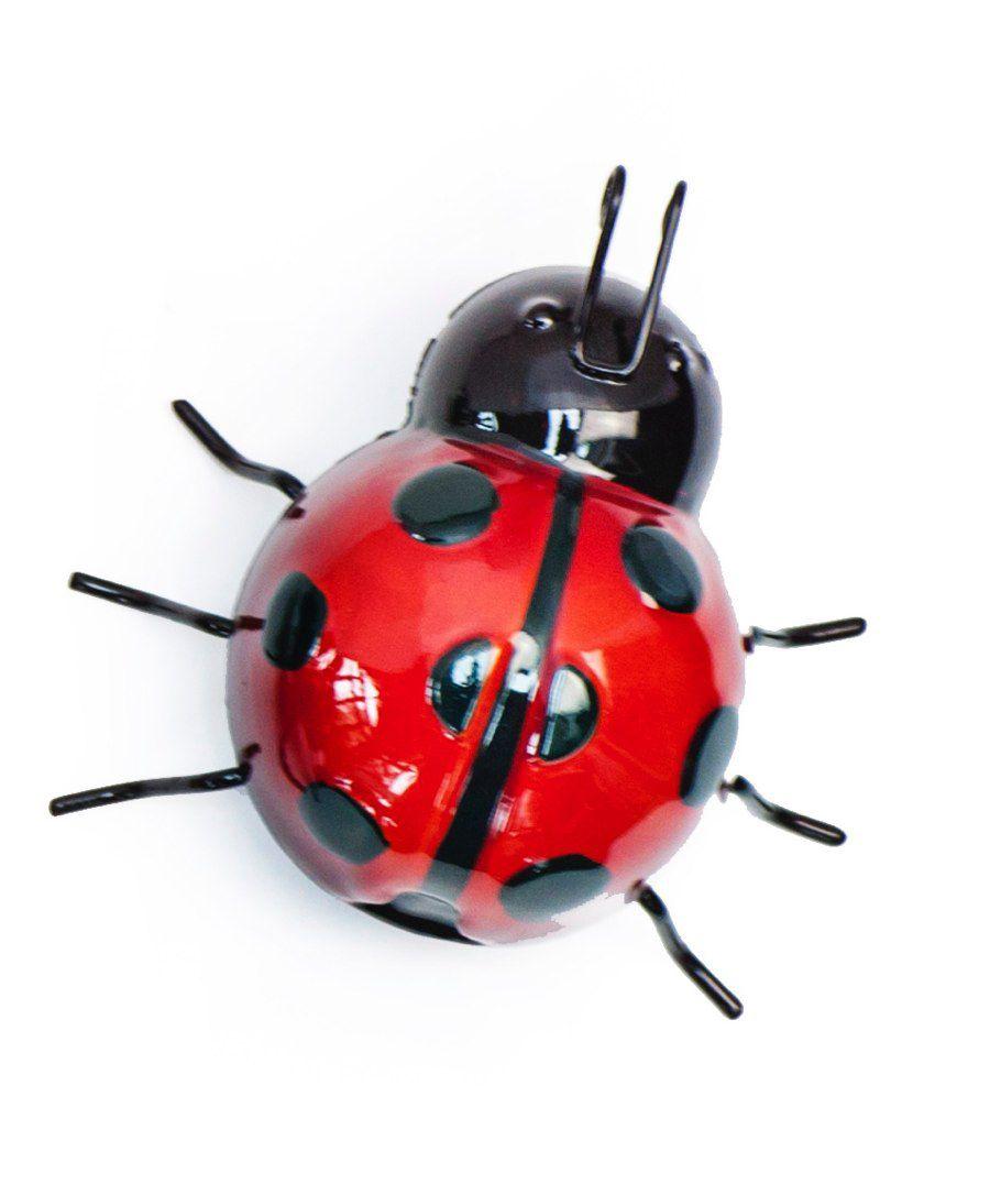 Metal ladybird small