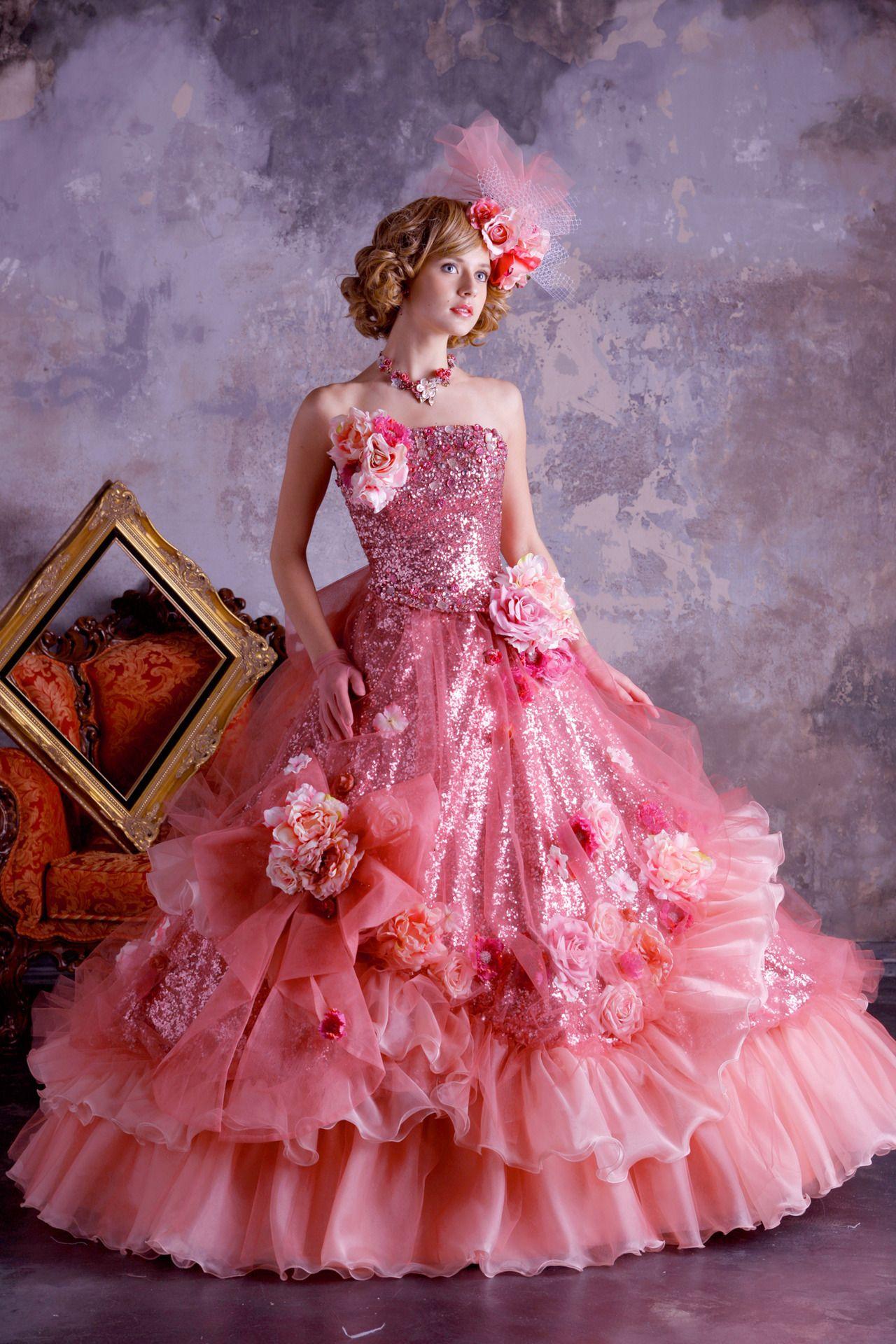 I think this might be a Stella de Libero dress. HC