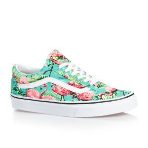vans damen flamingo