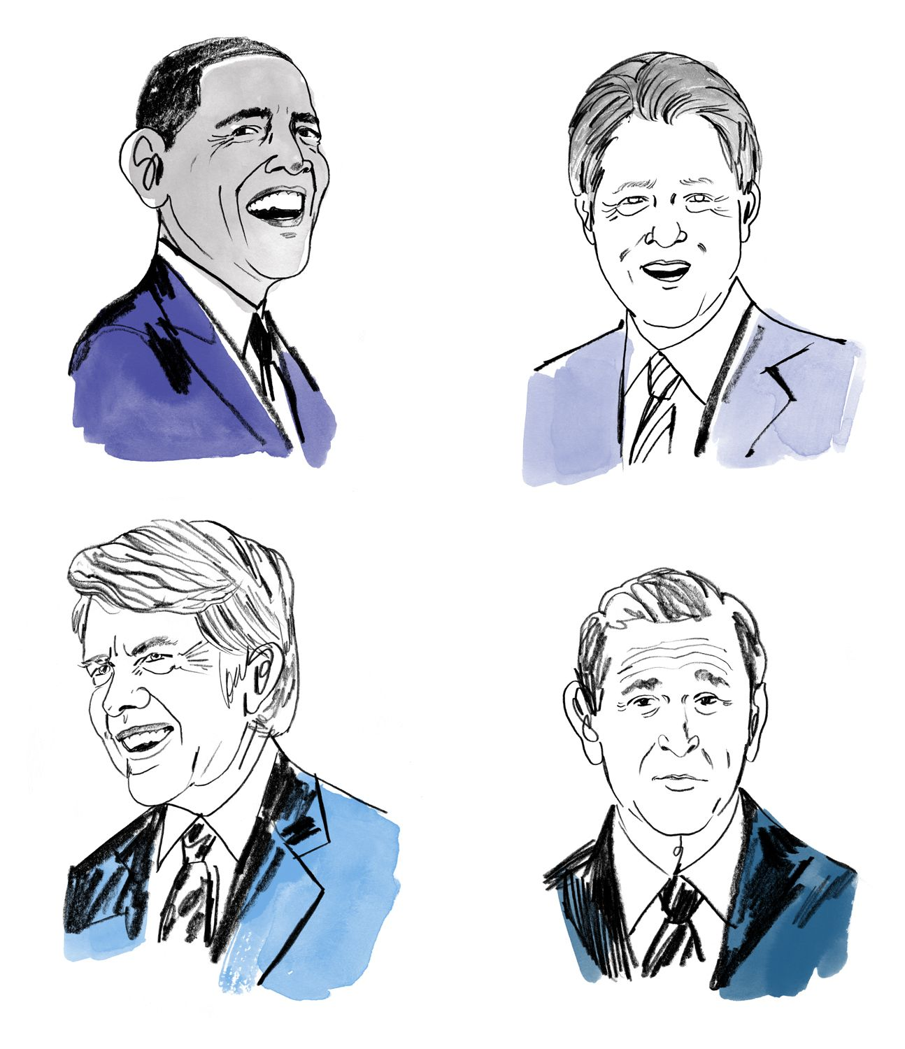 For Presidents, Age Is Not Just a Number