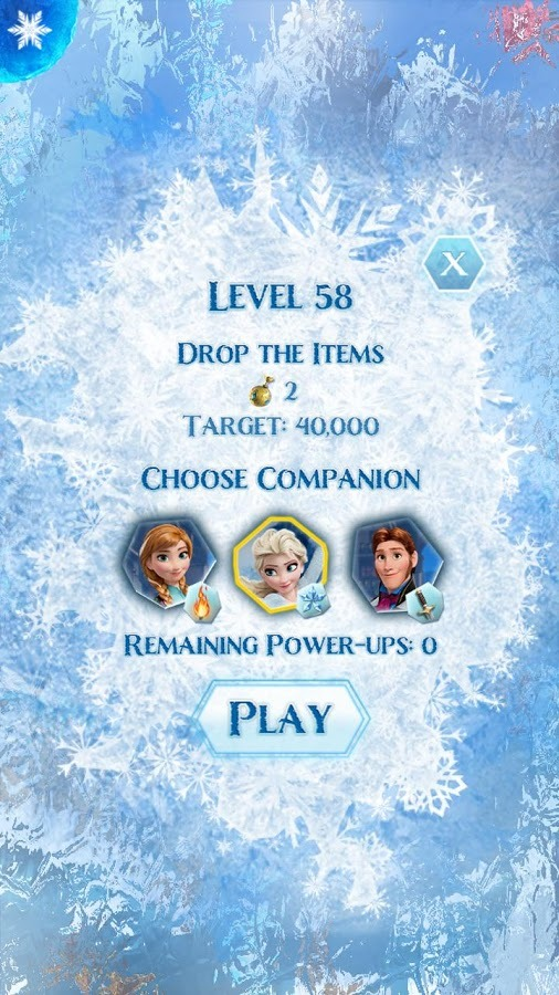 겨울왕국 게임 Google 검색 게임, 검색