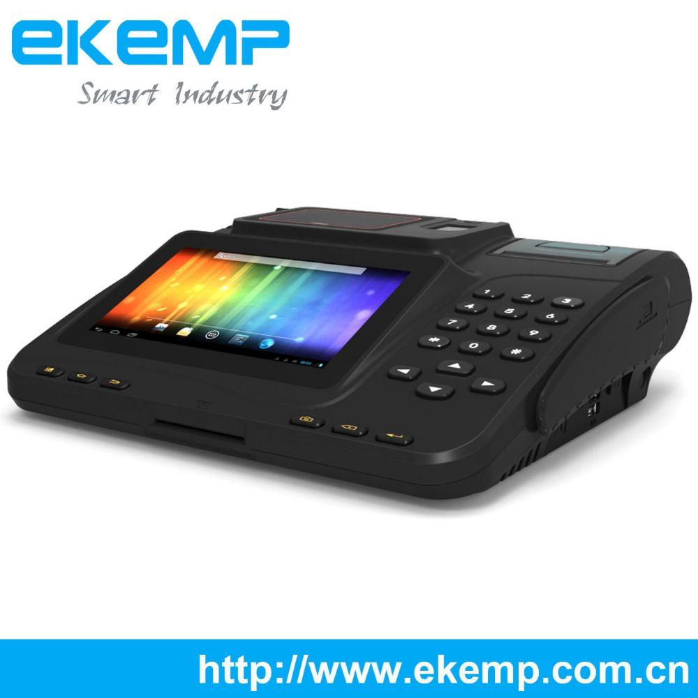 Android Magnetic Card Reader Rfid Ic Smart Uhf Pos