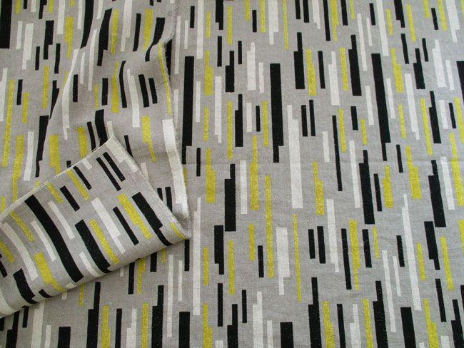 ▲綿(コットン) - 商品詳細 綿麻キャンバス Rainy Day 110cm巾/生地の専門店 布もよう