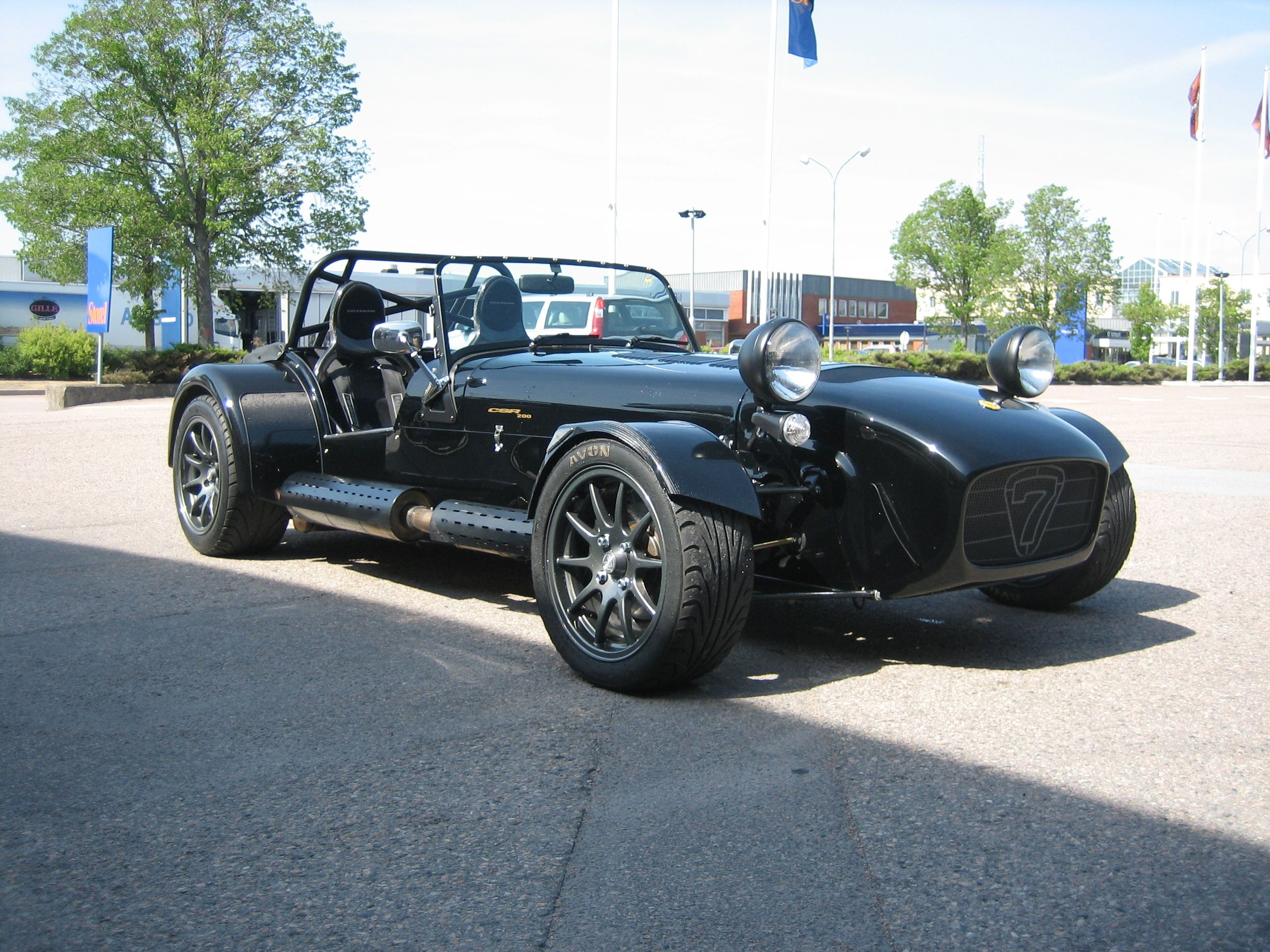 Lotus 7 kit car usa - Caterham Super 7 For Blake Mumaw Cause I Know He Wants One Kit Carscar