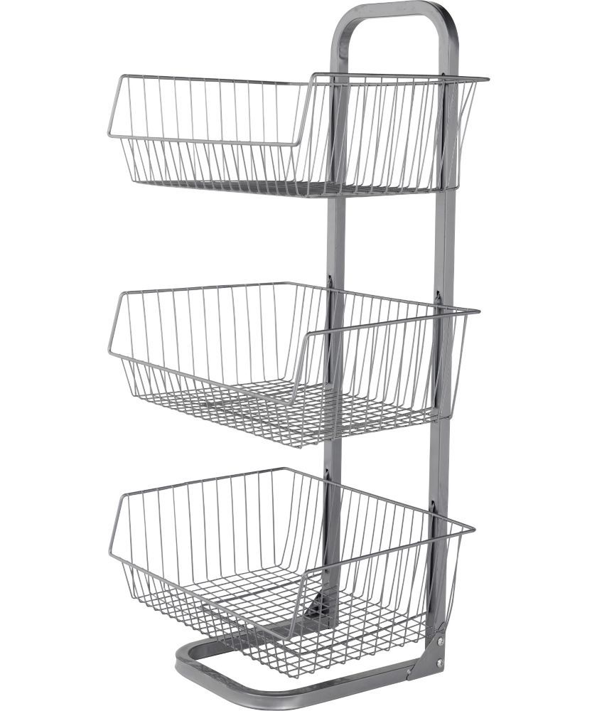 3 Tier Vegetable Stand At Argos Co Uk Your Online For Racks Shelves And Stands