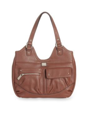 b.248.c.  Westminster Four Poster Satchel