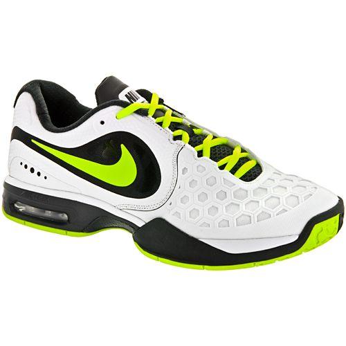 pretty nice 4bc56 90c13 Nike Air Max Courtballistec 4.3  Nike Men s Tennis Shoes  White volt anthracite
