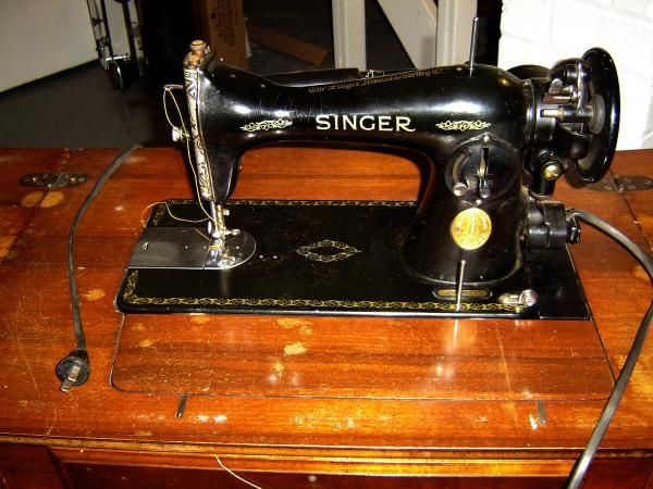 40 Singer Sewing Machine Produces Amazing Work Sewing Adorable 1935 Singer Sewing Machine