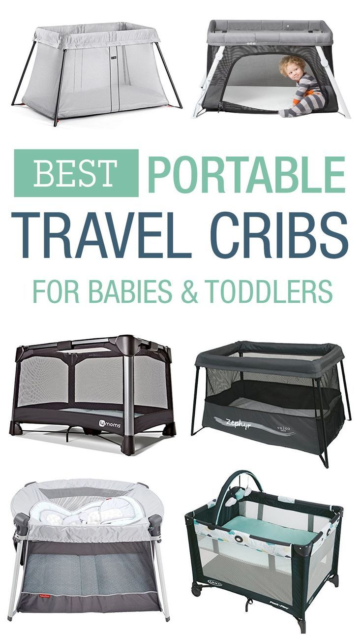 10 Best Travel Cribs For Babies Toddlers 2021 Road Affair Travel Crib Baby Cribs Toddler Travel