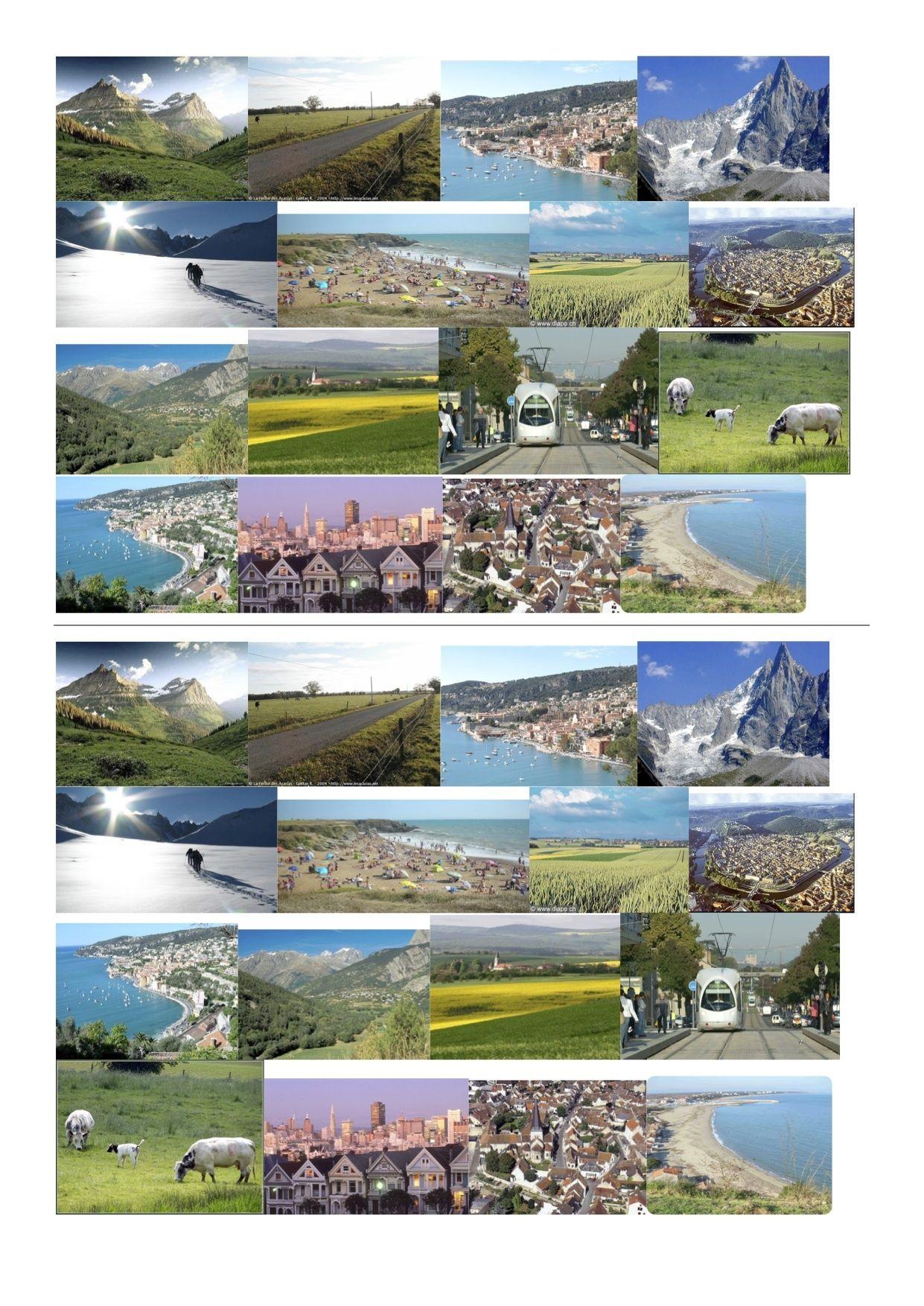 Les Paysages Francais Paysage Geographie France