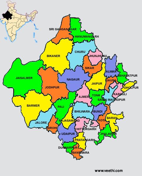 Rajasthan - Wikipedia