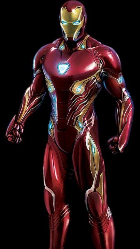 Pin Em Dc Et Marvel Iron man wallpaper new suit