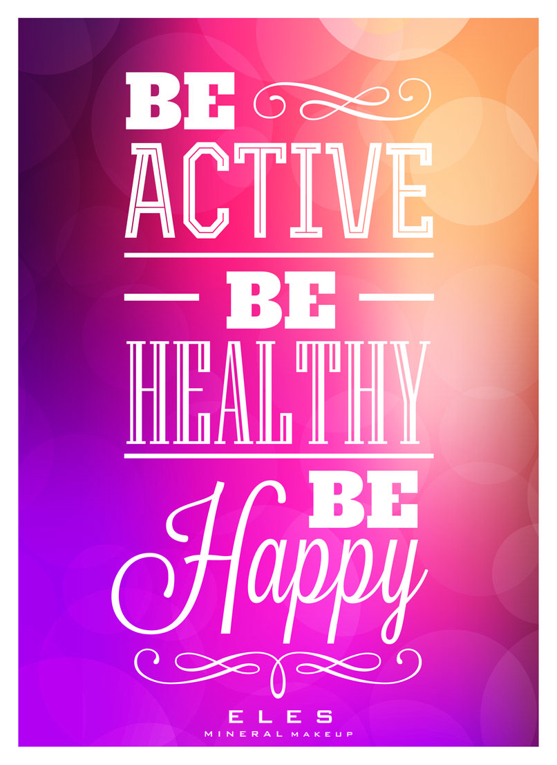 happy and healthy quotes