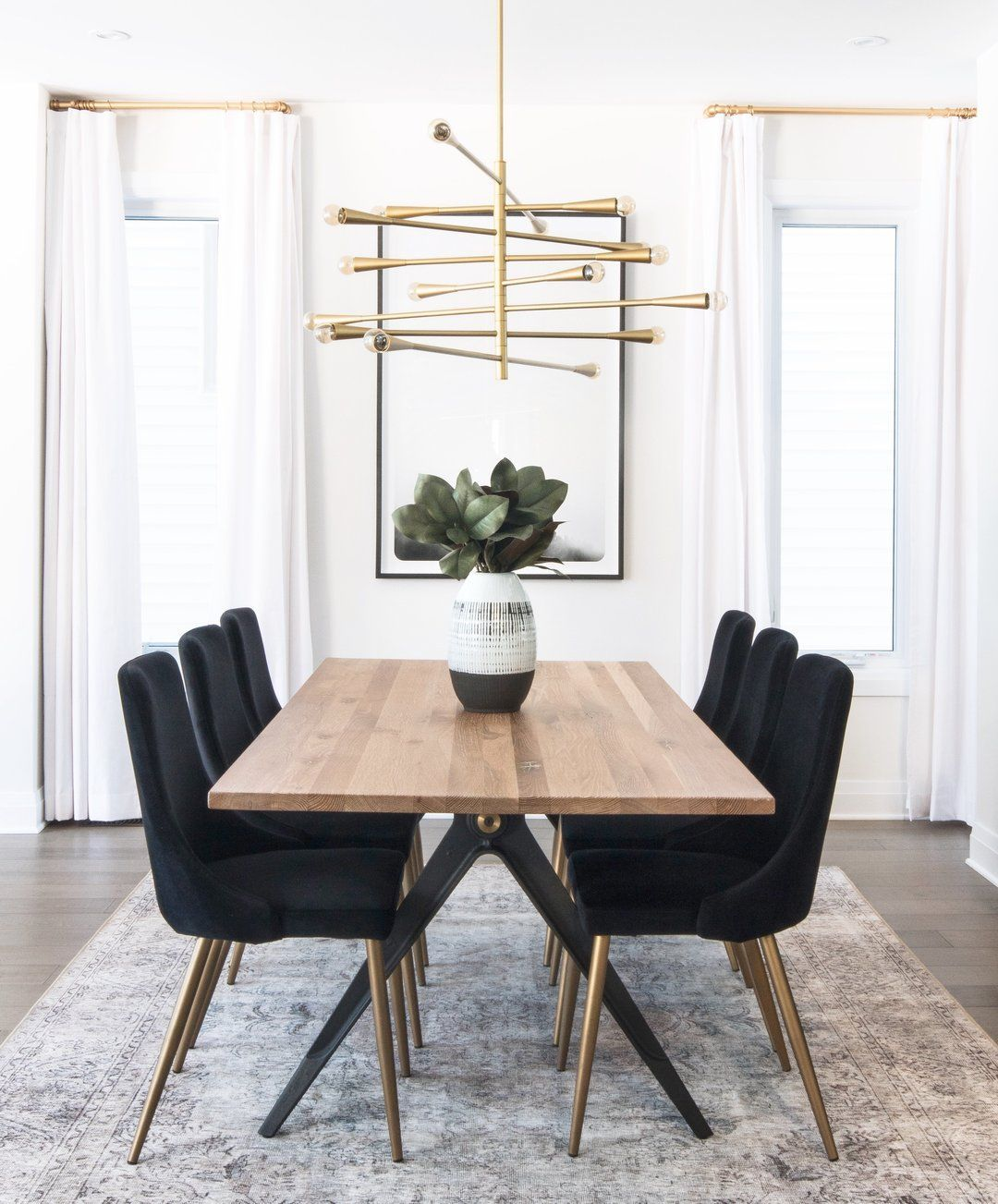 Get Inspired By These Dining Room Decor Ideas From Dining Room Furniture Ideas Dining Room Velvet Dining Chairs Dining Room Design Modern Modern Dining Room Decor dining room chairs