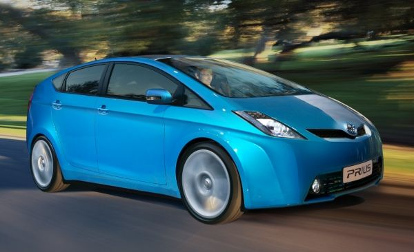 This Is The Car I Have Blue 2006 Toyota Prius I Love It