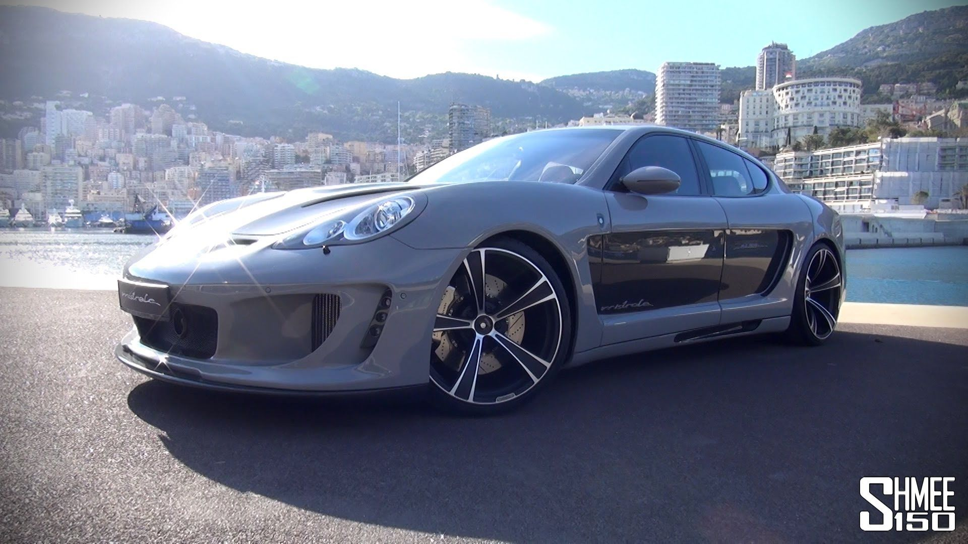 Video Of Gemballa Mistrale