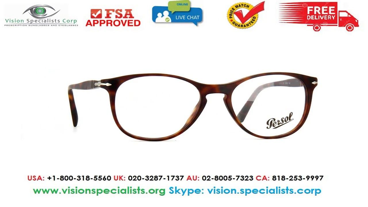 56fb59f41e Persol 3115V 9001 Glasses