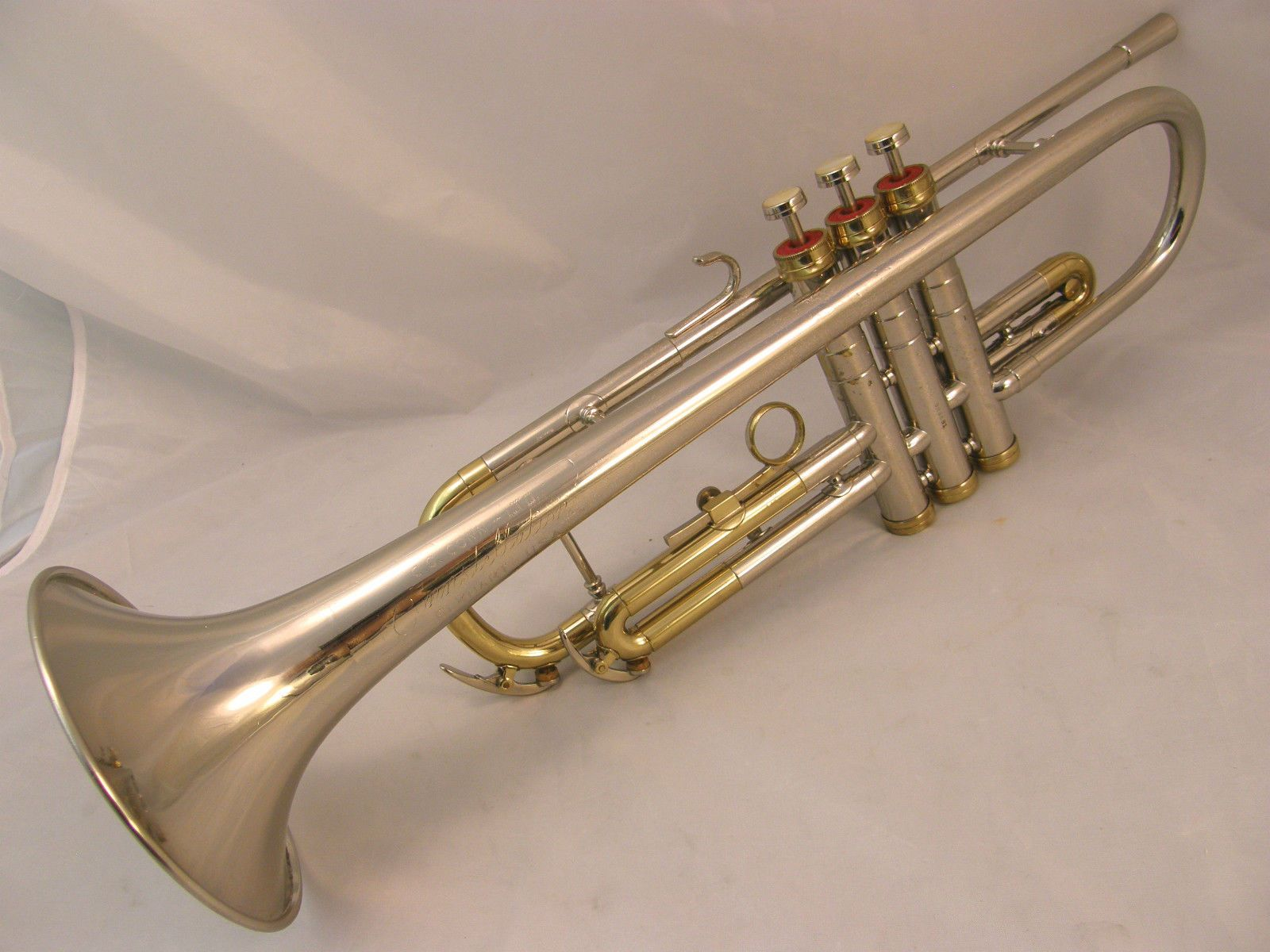 1960 Conn Connstellation 38B Trumpet with Original Case | TRUMPETS