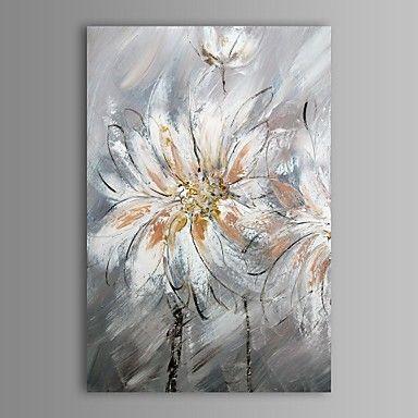 87 83 oil painting modern abstract flower hand painted canvas with stretched frame blumenmalerei abstrakt olgemalde abstrakte moderne ölgemälde kunst bilder
