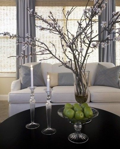 White Living Rooms Design, Pictures, Remodel, Decor and Ideas - page 3