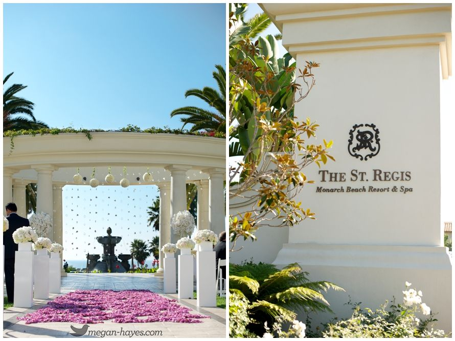 Angelica & Everto Wedding at The St. Regis Monarch Beach