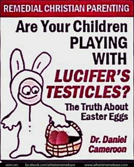 Lucifer testicles
