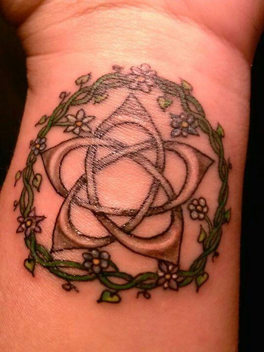 Pentagram Celtic Tattoos Tattoos Pinterest Celtic Tattoos