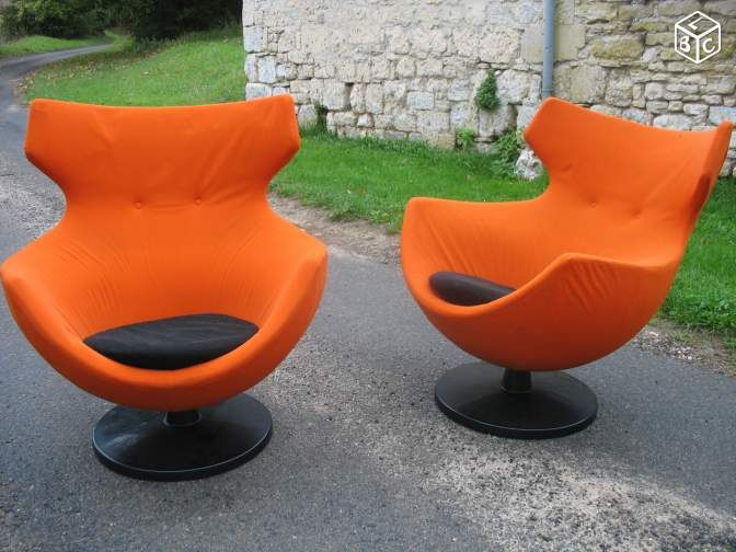 fauteuil jupiter de pierre guariche pour meurop meurop. Black Bedroom Furniture Sets. Home Design Ideas