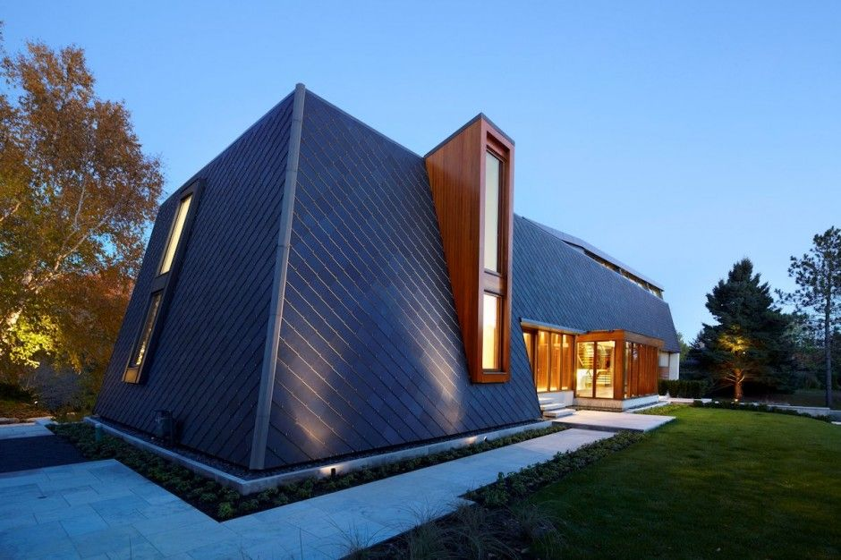 toronto architecture firm bortolotto designed a contemporary home