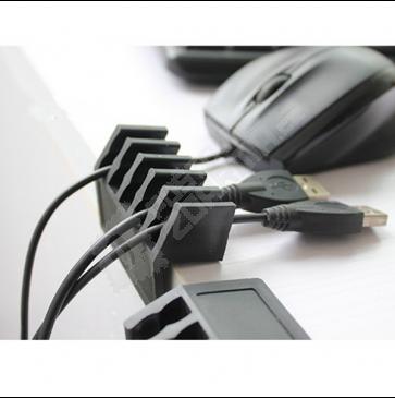 Držák a oddělovač kabelů