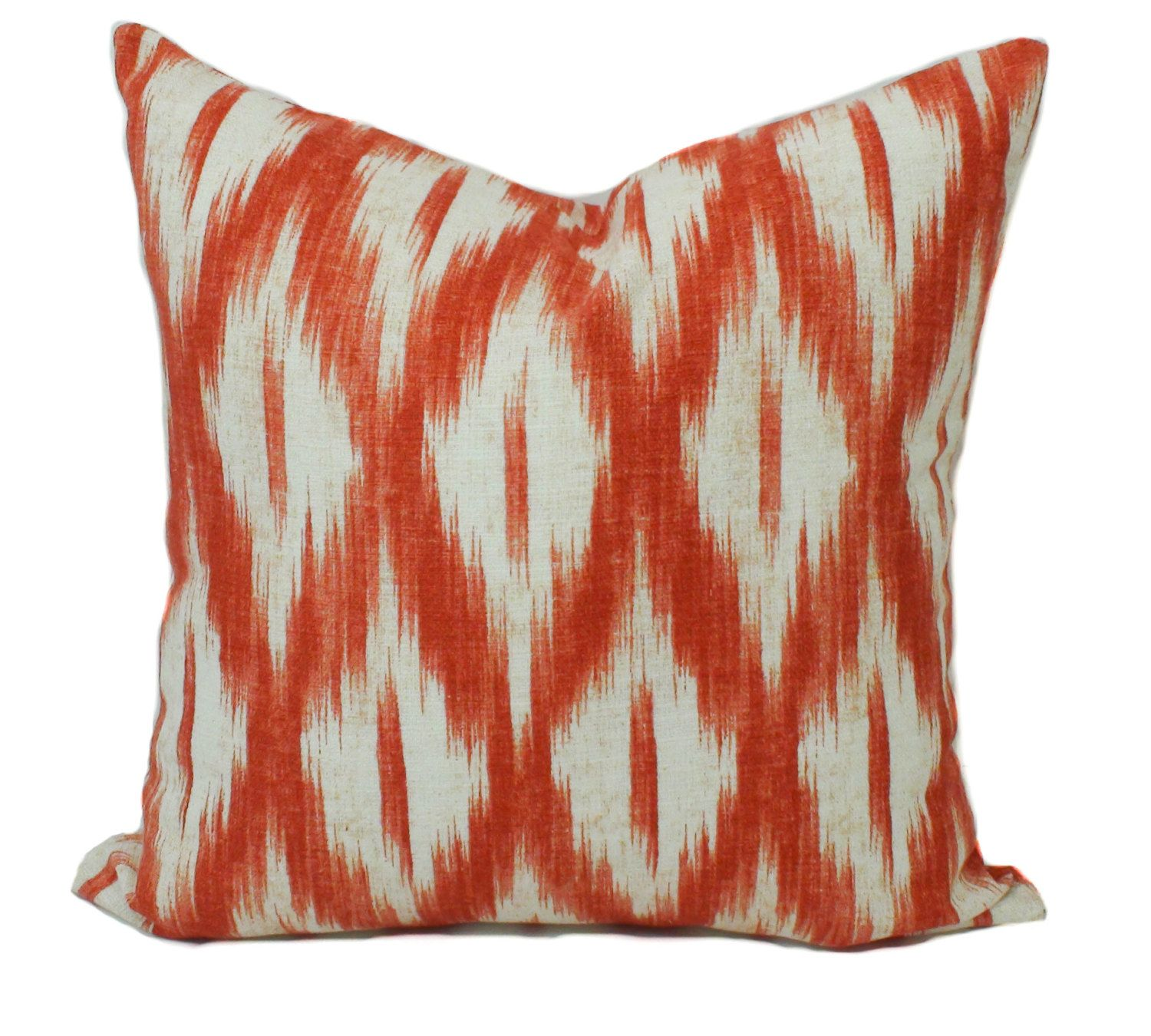 Pillow covers, 18x18, Coral pillows, Throw pillow cover, Toss ...