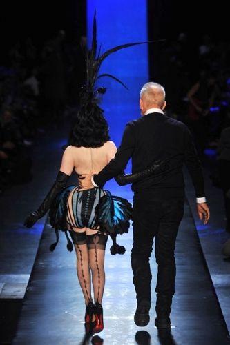 Jean Paul Gaultier : défilé haute couture printemps-été 2014