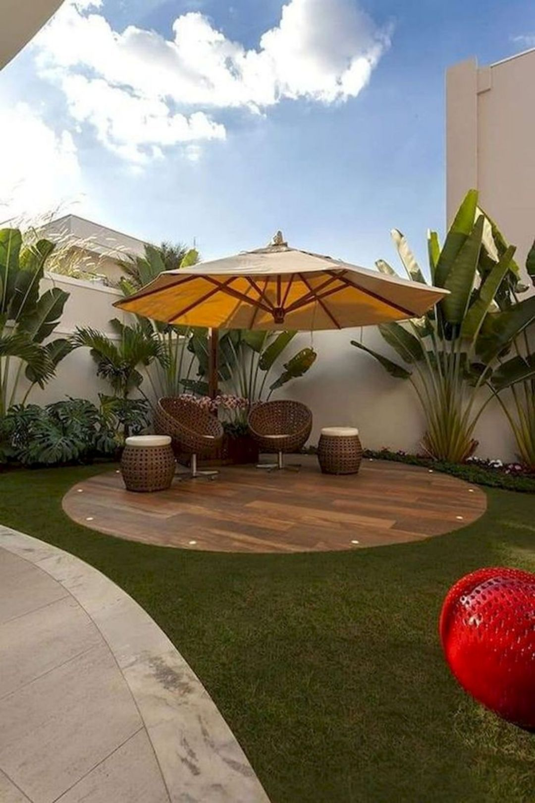 11 ideal small garden designs for inspiring your home yard on inspiring trends front yard landscaping ideas minimal budget id=22748