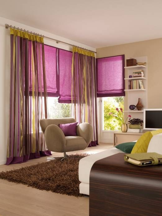 Wnętrza, piękne wnętrza, zasłony, dekoracja okna, MK Studio z