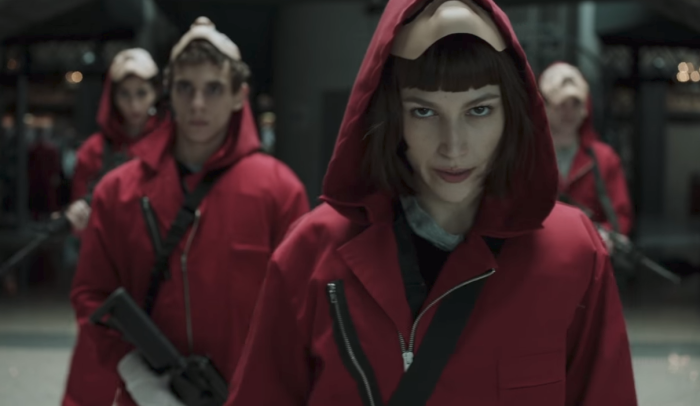 Netflix's 'Money Heist' is the Most Addictive Series Out
