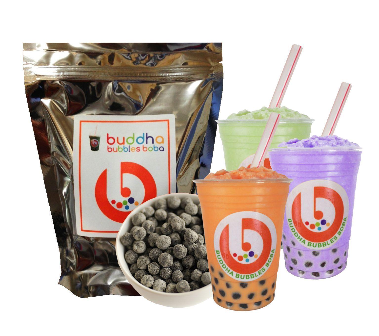 Buddha bubbles boba tea kit birthday gifts for teens
