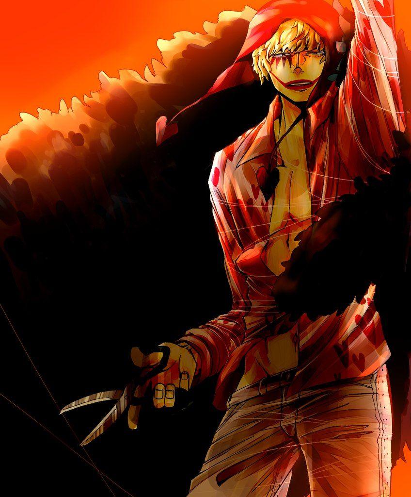 Donquixote Rosinante: Corazon Cora-san Donquixote Rosinante One Piece