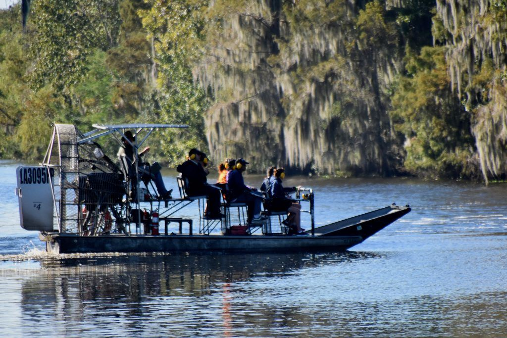 New Orleans Swamp Tours Airboat Adventures Airboat