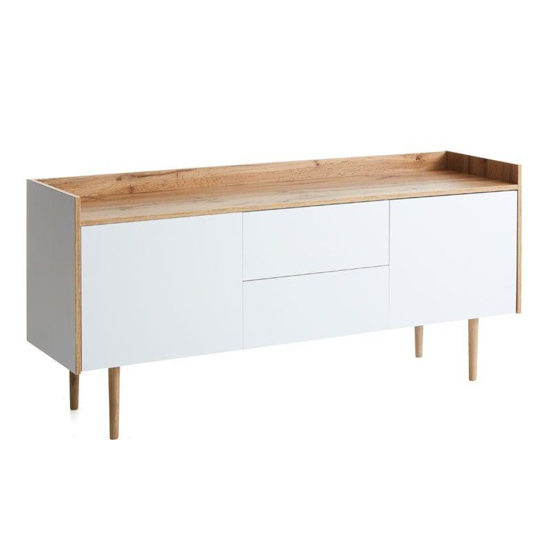 Aarup Sideboard White In 2019 Moebel White Sideboard