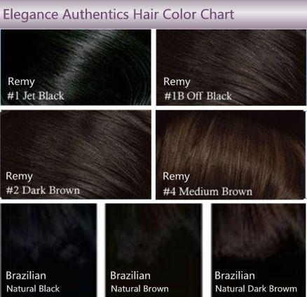 Hair Color Chart Revlon Hair Color Charts On Elegance Hair Color