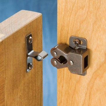 Double Roller Catch With Spring Cabinet Hardware Latch Cabinet Catches Door Catches