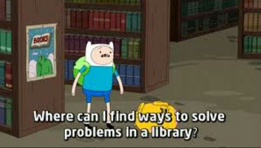 Adventure Time Quotes - Finn